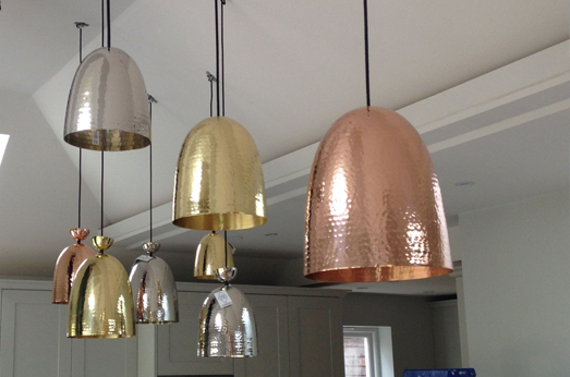 modern hanging lighting